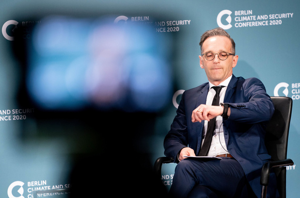 L'Allemagne compte faire approuver une résolution sur la pandémie au Conseil de Sécurité