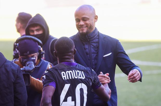 Anderlecht renoue avec la victoire en remportant le Clasico au Standard