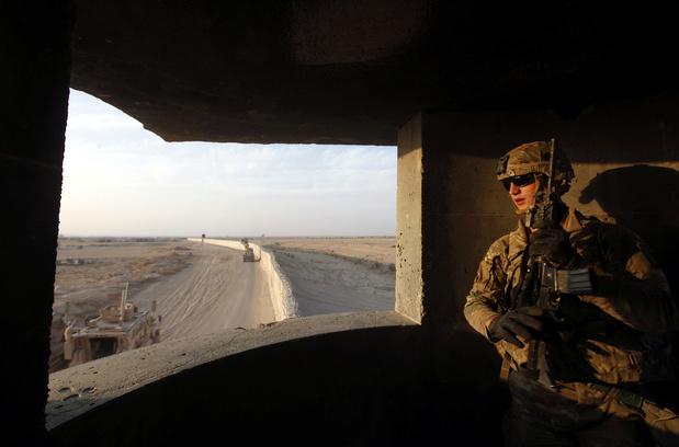Twee drones neergehaald boven Amerikaanse basis in Irak