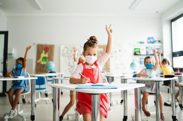 """""""Les enfants ne sont pas le vecteur principal de l'épidémie"""""""