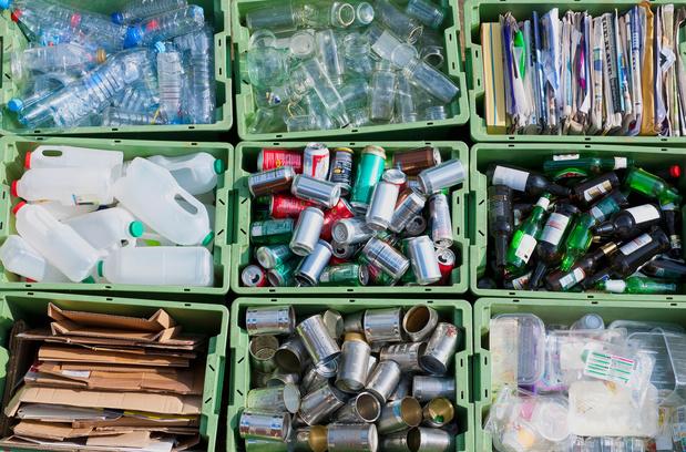 Les entreprises ont davantage trié leurs déchets en plastique mais il reste du boulot