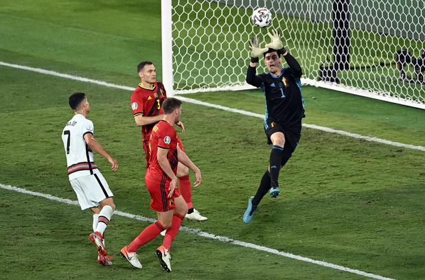 """EURO 2021: """"La défense a parfois été critiquée, mais on a montré qu'on était solide"""""""