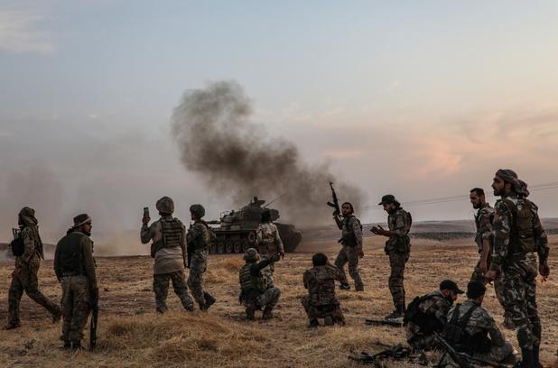 Koerdische milities bevriezen operaties tegen Islamitische Staat