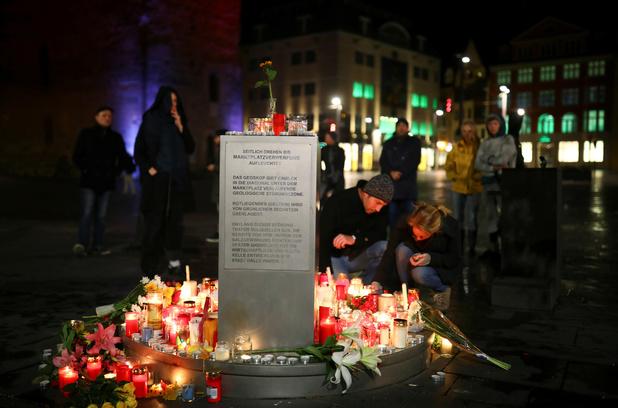 """Fusillade en Allemagne: Un """"manifeste"""" antisémite publié sur internet par l'auteur"""