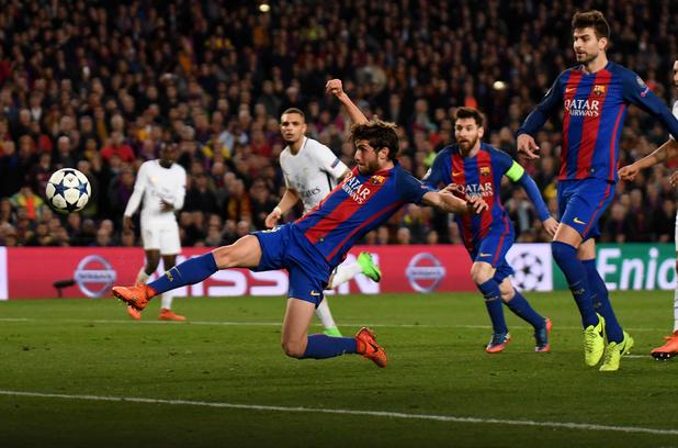 Quiz du jour: la remontada du Barça de 2017