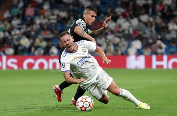 Belgen in Champions League: Eden Hazard en Thibaut Courtois thuis onderuit tegen Sheriff Tiraspol