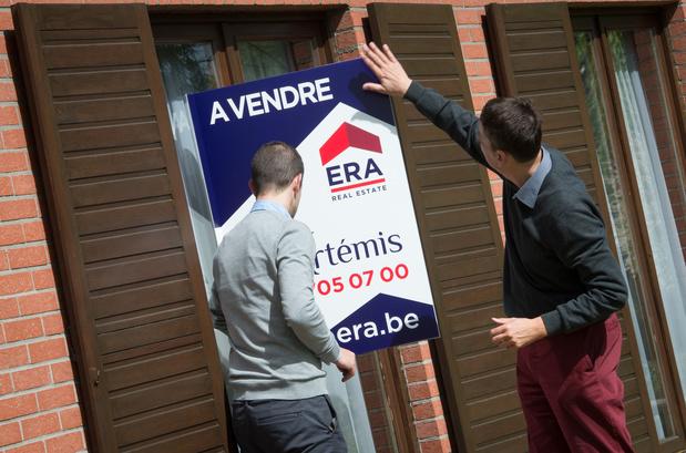 Baromètre immobilier: Avant la crise, le prix des appartements s'envolait