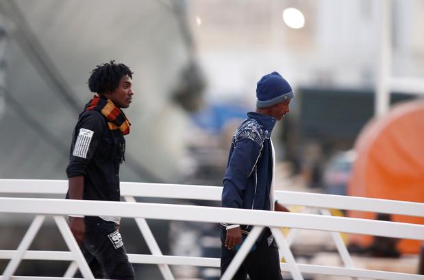 Malta redt meer dan 200 bootvluchtelingen