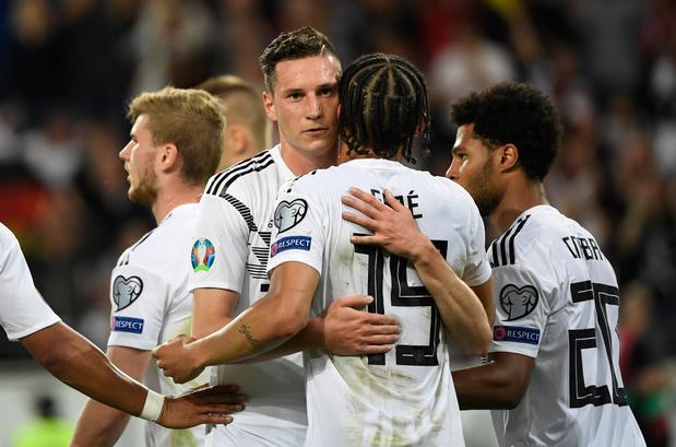 Euro 2020: l'Allemagne cartonne, la France se rattrape, La Turquie cale et l'Italie continue