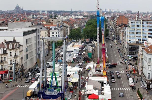 La Foire du Midi, à Bruxelles, est annulée
