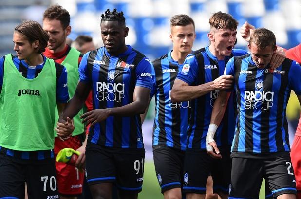 Thimothy Castagne veut offrir à l'Atalanta sa première coupe d'Italie depuis 1963