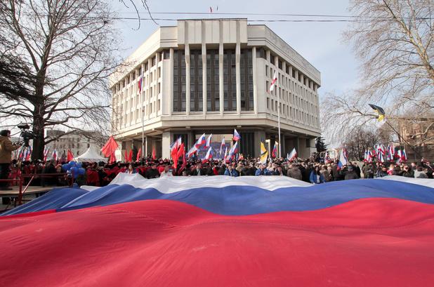 Rusland krijgt weer stemrecht in Raad van Europa, vijf jaar na annexatie van de Krim