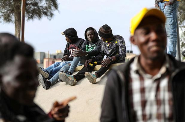 'Duizend migranten keerden in één dag terug naar Libië' (UNHCR)