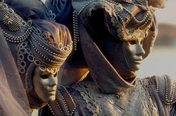 Venetië organiseert online carnaval