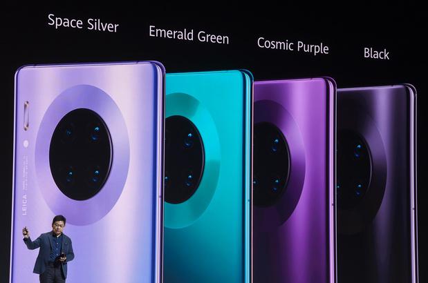 """Huawei sort """"son meilleur smartphone sur le marché...que l'on ne peut pas acheter"""""""