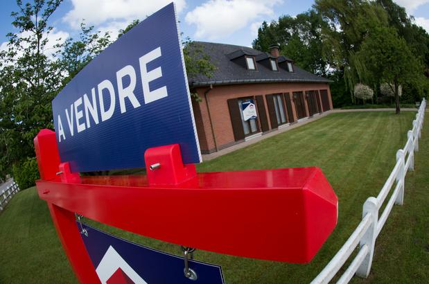 Brabant wallon: Le prix médian des maisons atteint un montant record