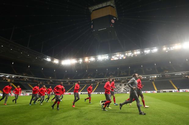 Le Standard se déplace à Francfort, Gand accueille Wolfsburg