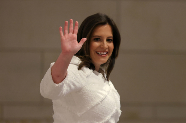 Elise Stefanik vervangt Liz Cheney in leiding Republikeinse Partij