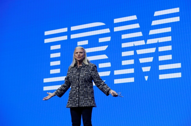 Ginni Rometty ne sera plus CEO d'IBM
