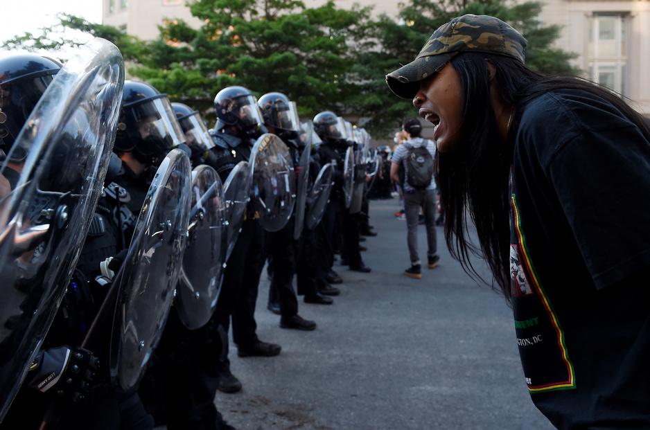 In Amerikaanse steden is de politie oppermachtig: 'De vakbonden zijn een ondoordringbare barrière'