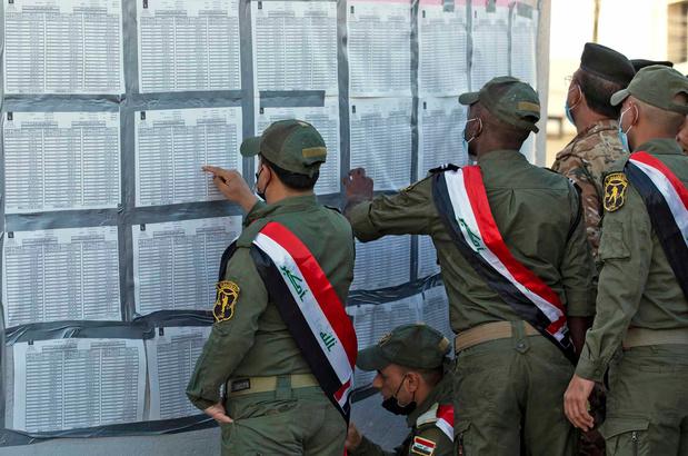 Les Irakiens aux urnes sans grandes illusions