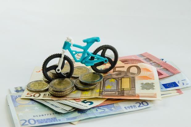 Le nombre de cyclistes bénéficiant d'une indemnité vélo a diminué