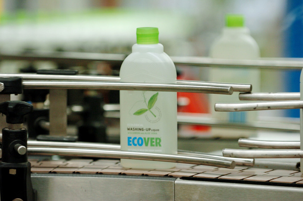 AB Inbev et Ecover veulent transformer des résidus de brasserie en produit de nettoyage