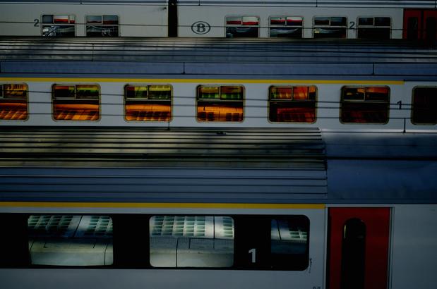 Déraillement d'un train à Liège-Guillemins, le trafic est légèrement perturbé (SNCB)