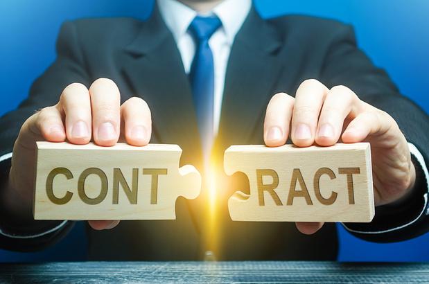 Près de deux fois plus de résiliations de contrat que d'embauches dans les PME
