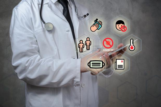 Une plateforme qui contrôle l'épidémie de Covid-19