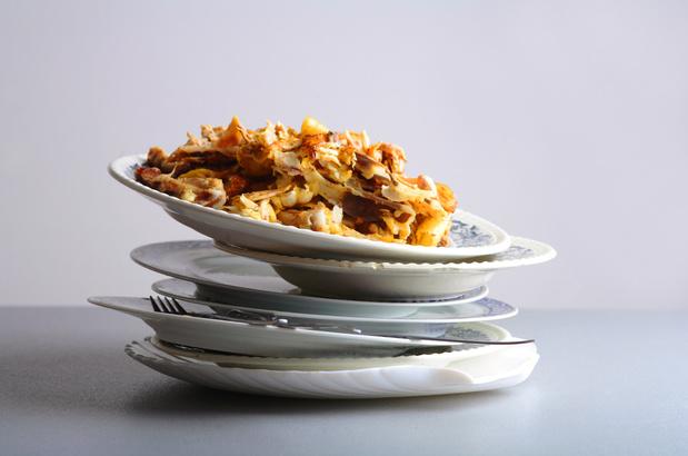 Vlaamse huishoudens verspillen elke week bijna twee kilo voedsel