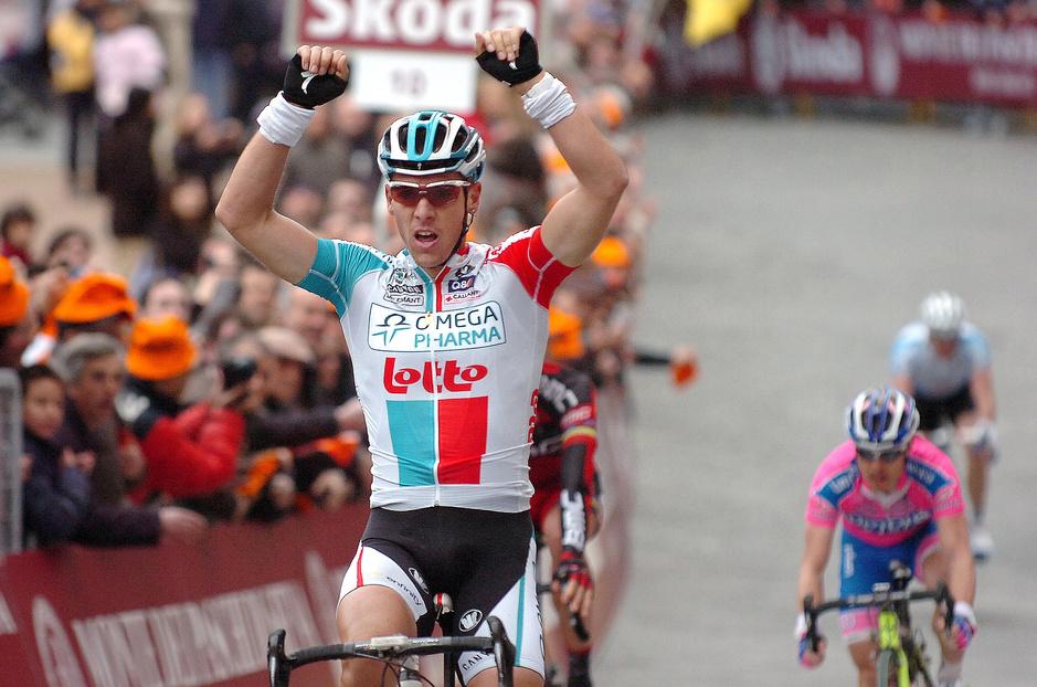 Grandissimo Gilbert: hoe Philippe Gilbert tien jaar geleden de Strade Bianche won