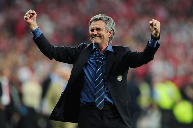 Ce jour-là: Mourinho met l'Inter sur le toit de l'Europe
