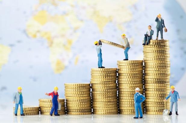 Les salaires ont augmenté de 3,4% l'an dernier