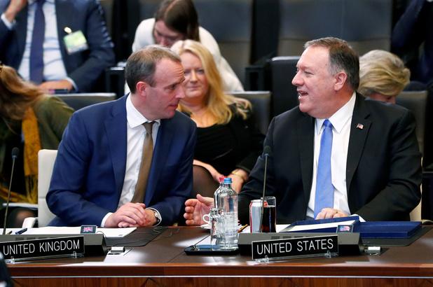 Les Etats-Unis mettent une pression supplémentaire sur la Grande-Bretagne pour qu'elle renonce à Huawei