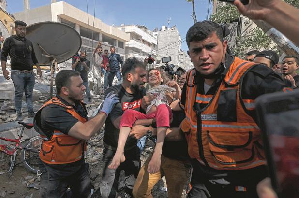 "Conflit israélo-palestinien: ""Biden ignore la violation du droit international par Israël"" (entretien)"