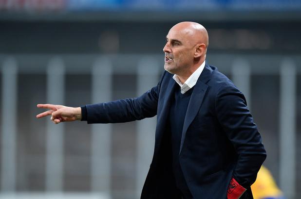 Revue de presse : changement de coach au STVV, Defour absent face au Standard