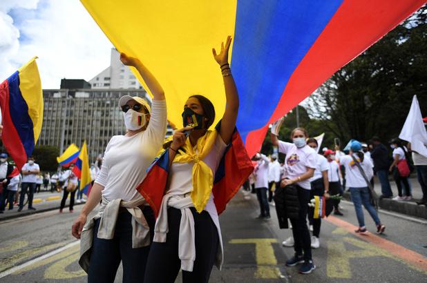 Colombie: journée de discussions sans accord pour tenter de sortir de la crise sociale