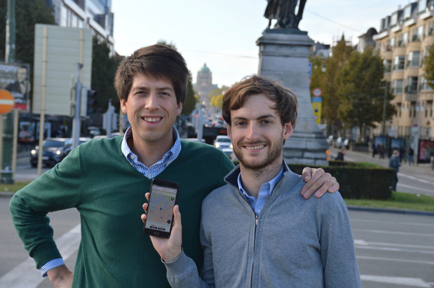 Parkeersessies betalen kan in Antwerpen en Brussel voortaan met bitcoin