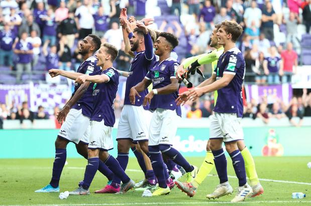 Beerschot - Anderlecht sera diffusé en télé