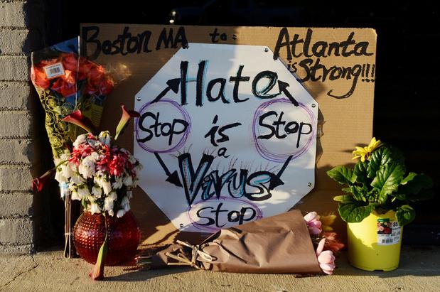 VS: moordpartij in massagesalons 'was raciaal gemotiveerd'