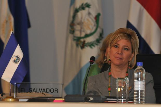 Voormalige presidentsvrouw El Salvador krijgt celstraf