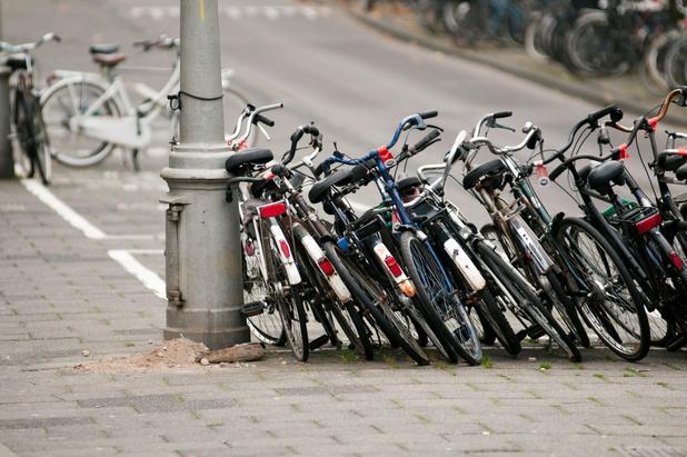 3 984 fietsen op zoek naar rechtmatige eigenaar