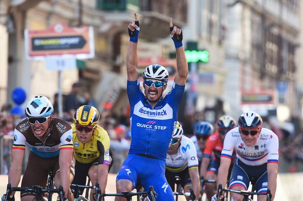 Quiz du jour: les podiums de Milan-Sanremo