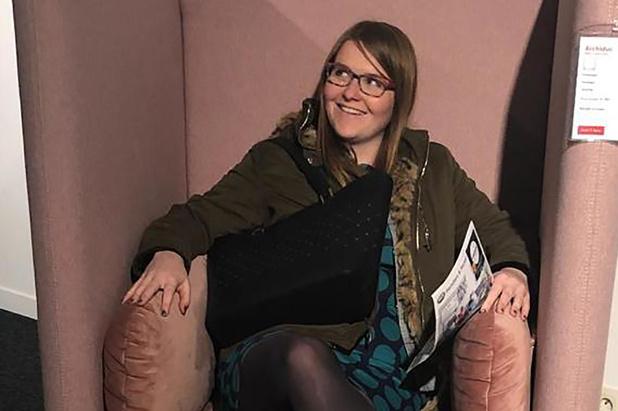 Hanne Verstraete uit Poelkapelle voor de tweede keer te zien in Blokken