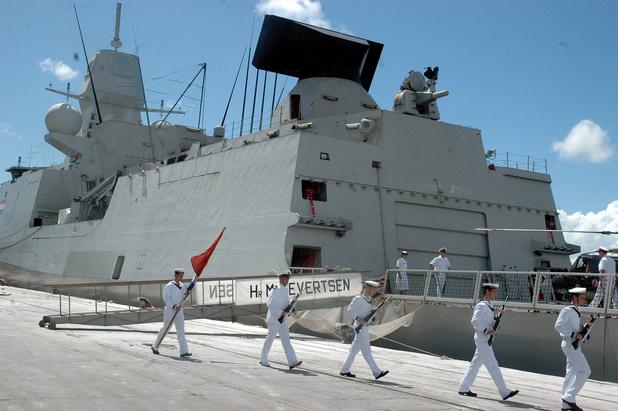 Corona-uitbraak: Nederlandse marine vaart niet meer uit