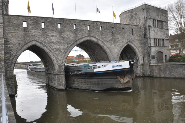 La déconstruction du Pont des Trous a débuté
