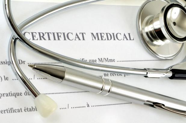 La suppression du certificat de courte durée divise le corps médical