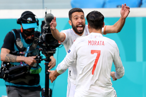 Spanje naar halve finale na strafschoppen tegen Zwitserland