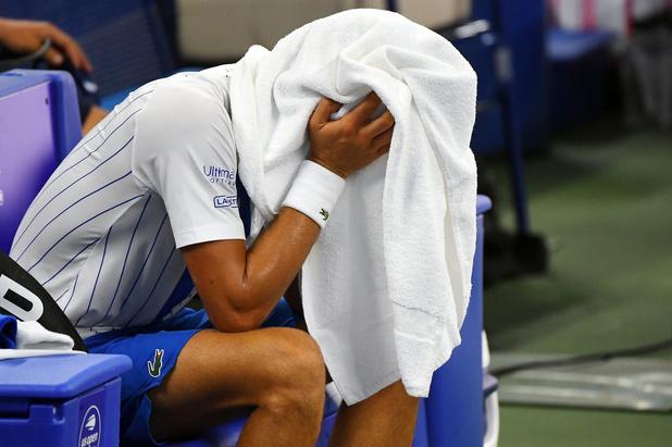 Djokovic a hâte de tourner la page de l'US Open